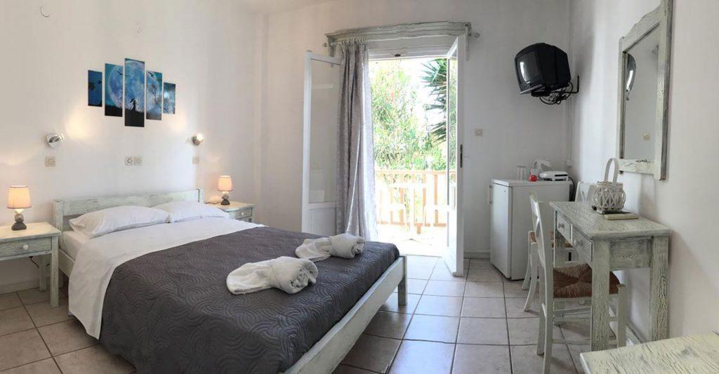 Standard Room – Garden View